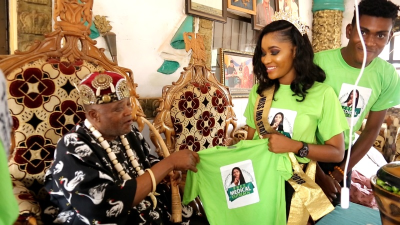 Miss Imo 2018: JoyChinonye Foundation embarks on free medical outreach 9